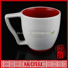 HCC good quality lightweight bone china mug