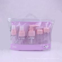Vide bouteille de parfum de voyage avec sac (PT07)