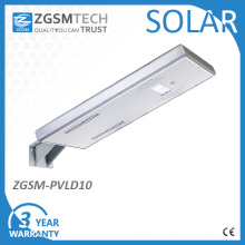 Ce RoHS Listed Integrated Solar Street Light