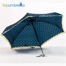 Formosa impression tissu tout en carbone cadre parapluie