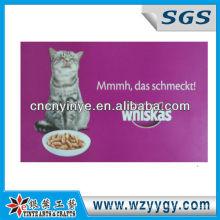 Whiskas PP EVA Placemat mesa mate / antideslizante mat
