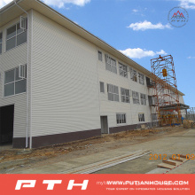China Manufacture High Quality Villa House for Prefabricated Building
