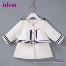72111 Manteau de printemps pour bébé fille