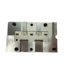 Maquinaria de electroerosión de precisión para piezas de mecanizado cnc de aluminio