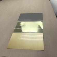 Bobine de papier d'aluminium de revêtement époxy pour marine
