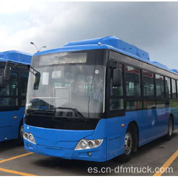 New City Bus 30 asientos Autobús GNC 9m