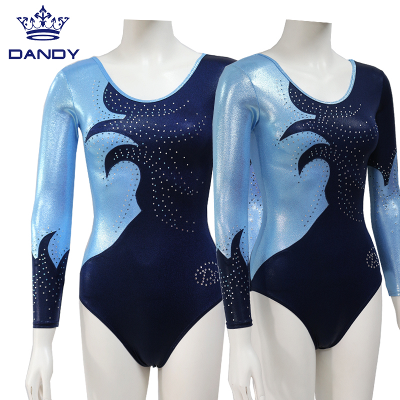 diamante leotards