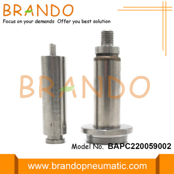 Water Solenoid Valve Armature M32 Thread Seat Plunger