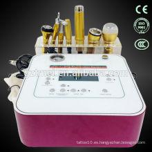 Alibaba equipo popular de electroporación precio de la piel rejuvenecimiento de la piel facial electroporation máquina para la venta