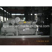 650kVA Soundproof Diesel Generator Set with Perkins Engine