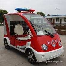 La Chine OEM 2 places d'urgence incendie électrique Mini camion de pompier (DVXF-3)