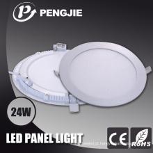 Garantia de 3 anos Alojamento do quadro da luz de painel do diodo emissor de luz da fábrica de Zhongshan
