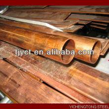 Folha de cobre T2 Cu99,9%