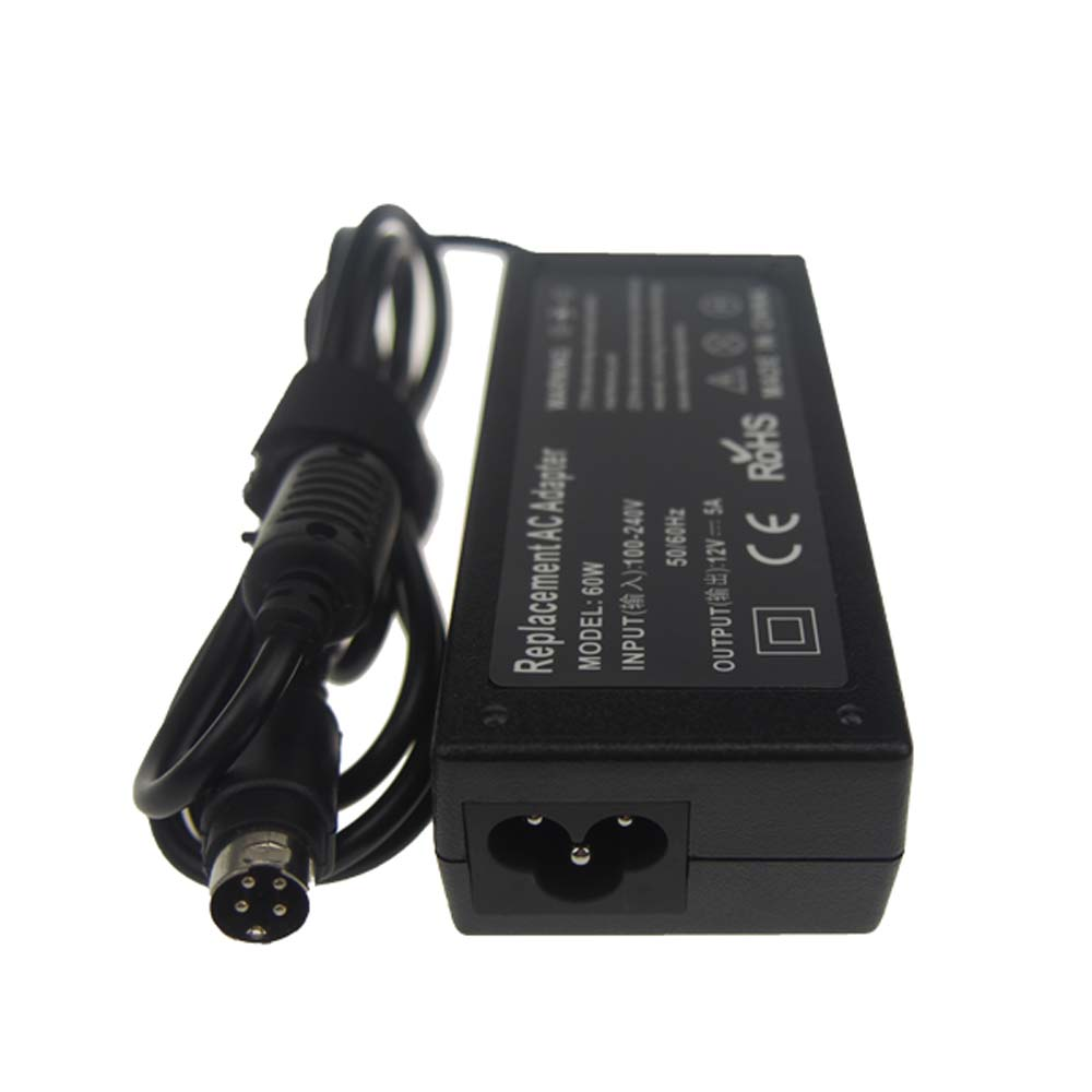 Dc Adapter 12v 5a 4 Pin