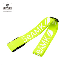 Good Quality Best Sell Beautiful Green Luggage Band/Luggage Belt