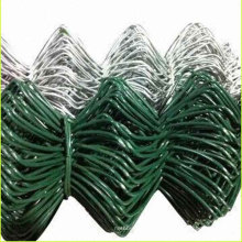 Competitive price 6 ft removable used Chain link fence factory
