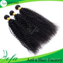 Aofa Оптовая Человеческих Волос Малайзии Девы Реми Наращивание Волос