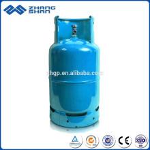 Niederdruck Ausgezeichnetes Material Umwickelter 12 kg Lpg Zylinder