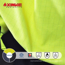 function durable modacrylic protex fr fireproof cloth material fabric