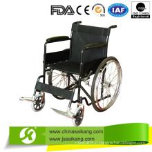 Chaise roulante pliable pour handicapés (CE / FDA / ISO)