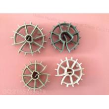 Plasti Cwheel, Plastic Spacer Steel Bar Chair Concrete Pouring