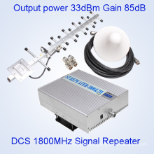 OEM 33dBm 2watts GSM 1800MHz Home Wireless Cell Phone Signal Repeater