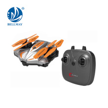 2.4 GHz 4 Channel 6 Axis Gyro Foldable Remote Control Drone