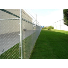 Durable and Flexible Chain Link Fence