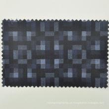 Italian Loro Cadini design azul royal lã penteada lã para pano de alfaiate