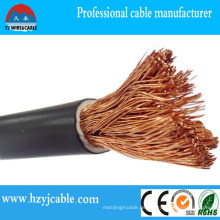 PVC-Schweißkabel Spezifikationen 16mm 25mm 35mm 50mm 7mm 95mm
