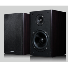 2.0 hölzerne Stereo Lautsprecher mit Super Bass-sound