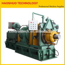 Máquina de extrusión de línea de extrusión continua de cobre de barra colectora de cobre