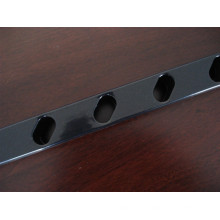 Powder Coating Perforated Steel Tube Used for Fence and Post