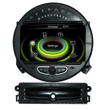 GPS voiture pour BMW Mini lecteur DVD avec 1080P HD Vidéo Bluetooth USB