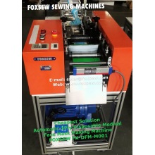 Cheapest Automatic 3Ply Disposable Face Mask Making Machine