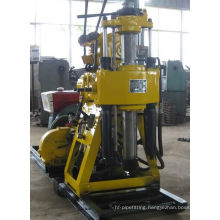 Rubber Track Crawler-Mounted Water Drilling Rig Machine