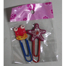 Starfish libro Mark Clip