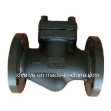 Кованые А105 Углеродистая Сталь Фланцевое Соединение Конца Подъемный Клапан