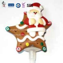 Weihnachtskuchen Dekorationen
