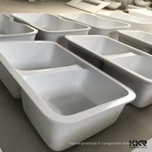Évier de cuisine en grès / lavabos de cuisine