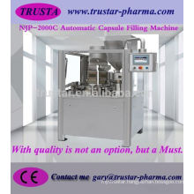 njp 2000 automatic capsule filling machine