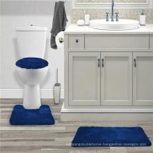 non slip custom size toilet seat cushion mats rugs