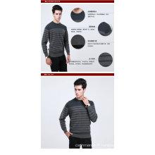 Yak laine / cachemire col rond pull à manches longues chandail / vêtement / vêtements / tricots