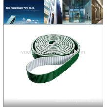 Courroie de distribution de l'acier de l'ascenseur STD8M