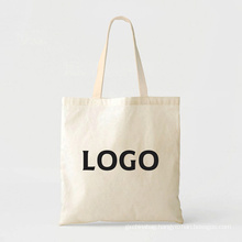 Wholesale Low Price Durable Portable Eco Friendly Printed Logo Cotton Shopping Tote Bag