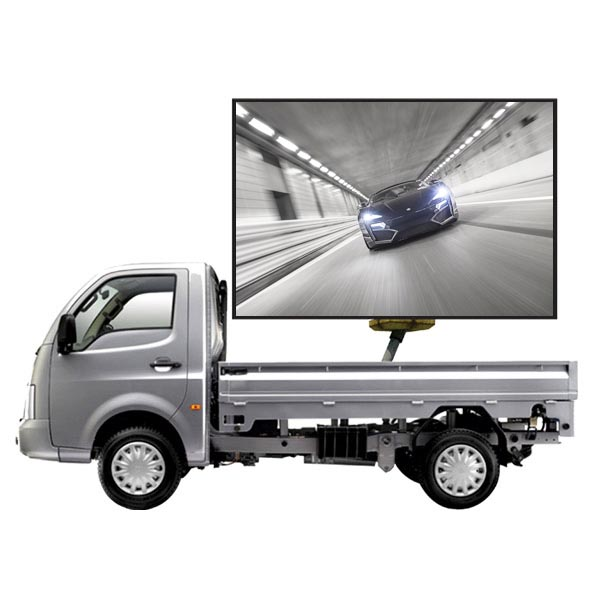 Vehicle LED Display
