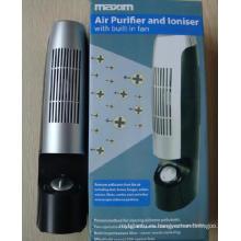Purificador de aire y Lonizer con Bulit en ventilador