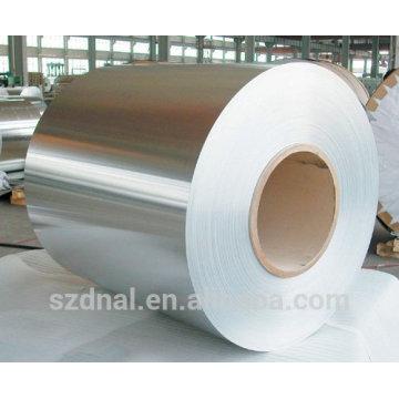 Kaltgewalzter Anti-Rost 3000 Grad unterschiedlicher Breite Aluminiumspulenhersteller