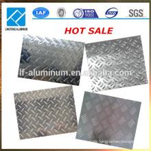 Aluminum checkered plate and sheet weight alloy 1xxx, 3xxx, 5xxx, 6xxx, 8xxx series