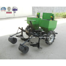 Fábrica Qualidade 3 Ponto Trator Plantador de Batata de Duas Fileiras para Venda